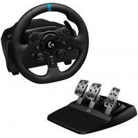 App] volante logitech g923 racing wheel para ps4, ps5 e pc