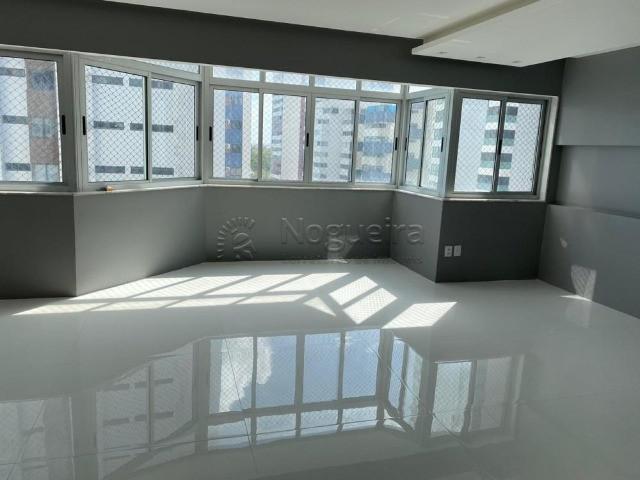Apartamento com 111m², 3 quartos, na avenida boa viagem -