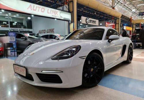 Porsche 718 2020 por r$ 529.900, santo andré, sp