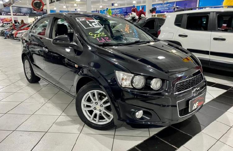 Chevrolet sonic 1.6 ltz sedan 16v / 2012