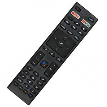 Controle remoto tv led jvc lt-32mb208 netflix youtube -