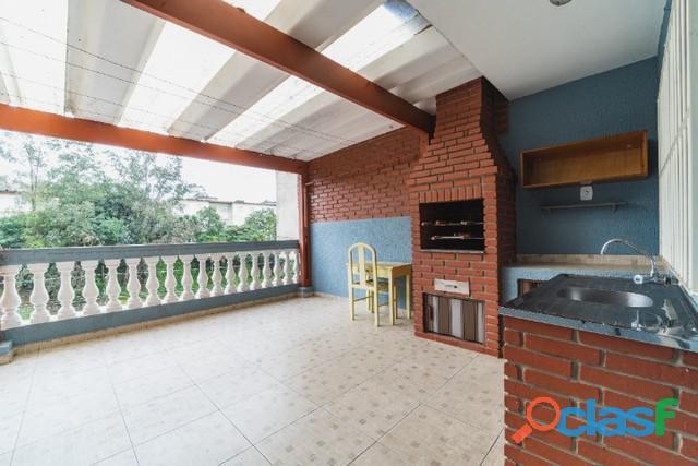 Casa Assobradada 2 Dormitórios 164 m² na Vila Tibiriçá   Santo André.