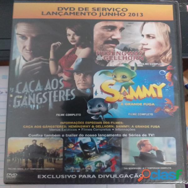 Dvd De Lancamento 2013 promocao