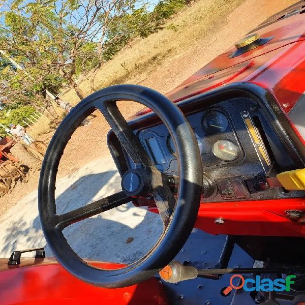 Trator Massey ferguson 275 traçado 2