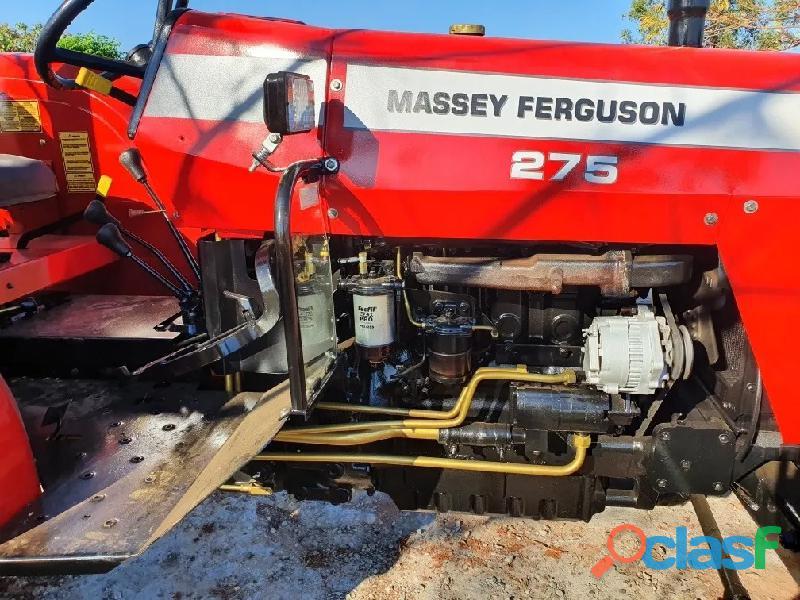 Trator Massey ferguson 275 traçado 5