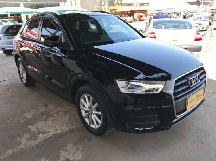 Audi q3 1.4 35 tfsi black preto 2018/2018 - brasília