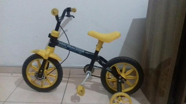 Bicicleta mormaii aro 12
