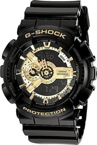 Relógio masculino casio g-shock ga110gb edição especial