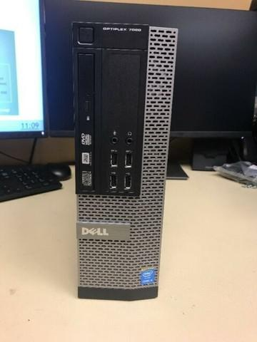 Computador dell intel core ssd windowns office 80 plus