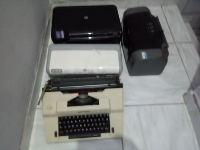 Copiadora e impressora para consertar ou retirar peças