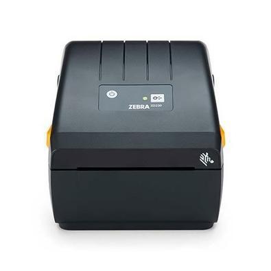 Impressora de etiquetas zebra zd220, 203 dpi, usb -