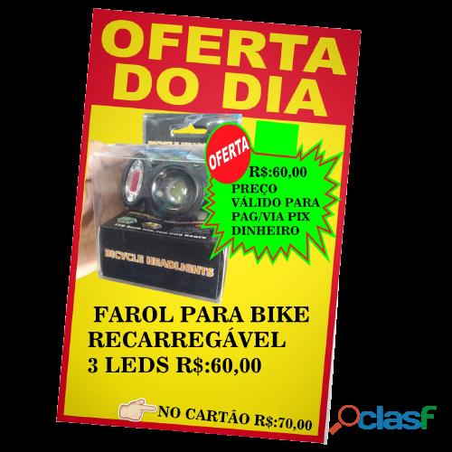 ACESSÓRIOS PARA BIKE EM PROMOÇÃO