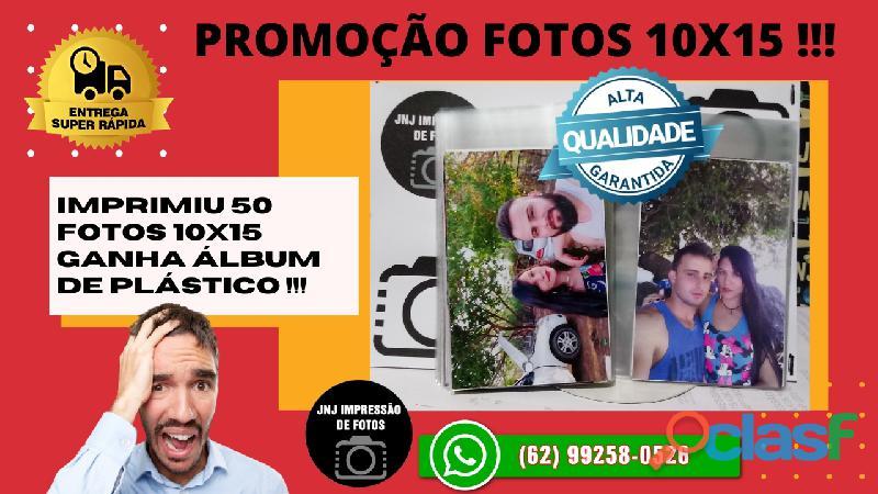 IMPRESSÃO DE FOTOS E PORTA RETRATOS