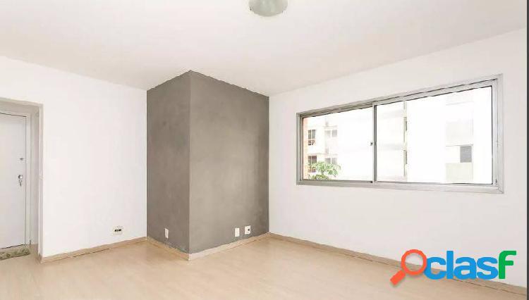 Apartamento p/locação, 1 quarto, 1 vaga, 45m² - jardim paulista