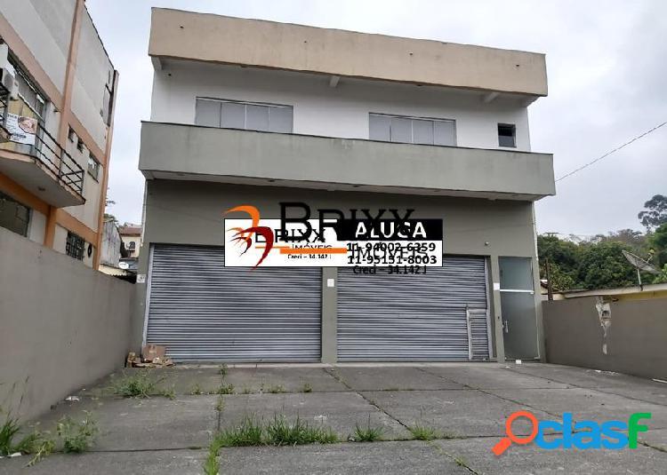 Salão comercial para loacação, 600 m² centro -arujá