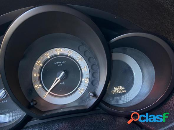 Citroen aircross exclusive 1.6 flex 16v 5p aut. prata 2014 1.6 flex
