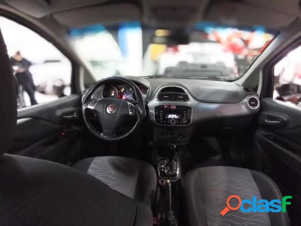 Fiat punto essence dualogic 1.6 flex 16v 5p preto 2013 1.6 flex