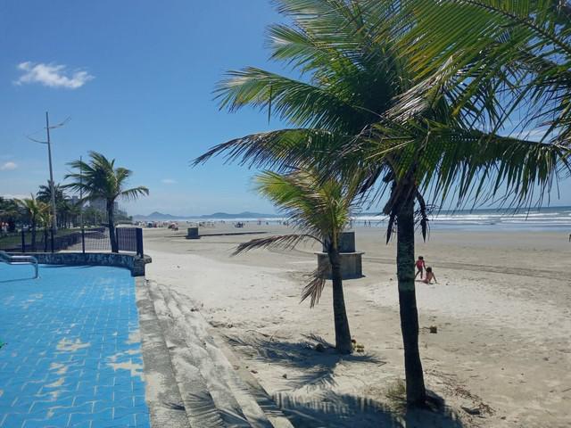 Casa em praia grande
