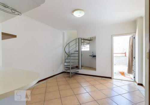 Cobertura para aluguel - botafogo, 1 quarto, 53 m² -