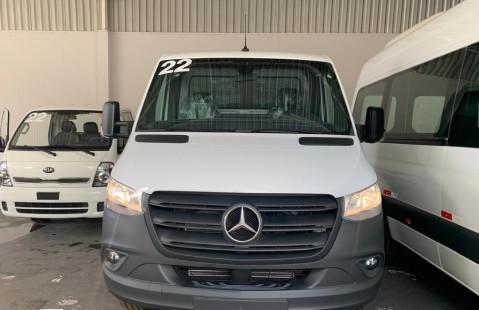 Mercedes-benz - sprinter 2.2 cdi chassis 516 longo