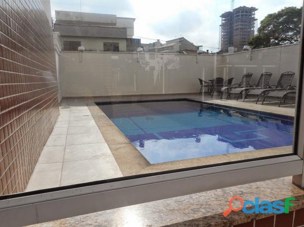 Apartamento Novo 3 Suítes 119 m² em Santo André   Vila Bastos Edifício Delacroix.