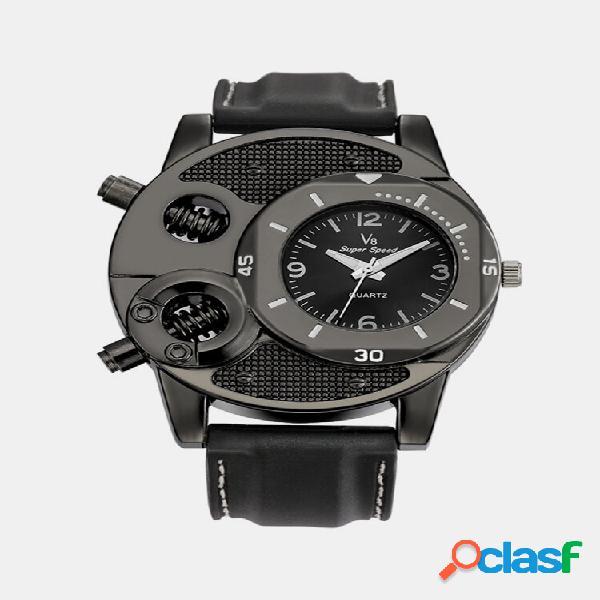 Relógios masculinos esportes ao ar livre silicone banda relógio quartzo relógio relógios militares