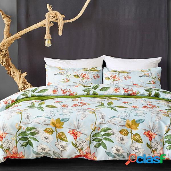 Conjunto de capas para suprimentos de três peças em têxteis caseiros de alta venda