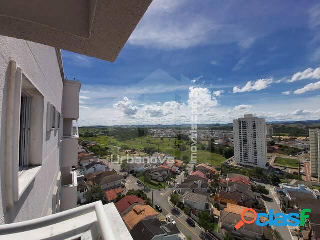Apartamento á venda urbanova, andar alto com 2 dormitórios e sacada.
