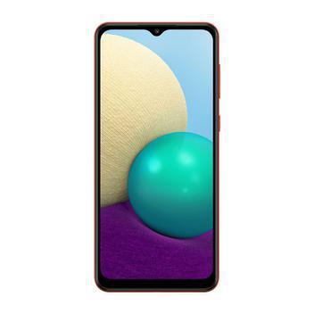 "Smartphone Galaxy A02, 32GB, 2GB Tela Infinita de 6.5"""