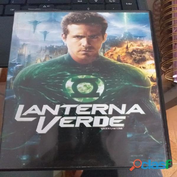 filme lanterna verde promocao