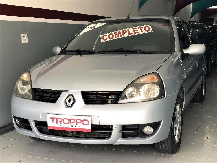 Renault clio 1.6 expression prata 2006/2006 - são paulo