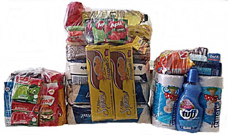 Temos vários modelos de cestas a partir de 60,00