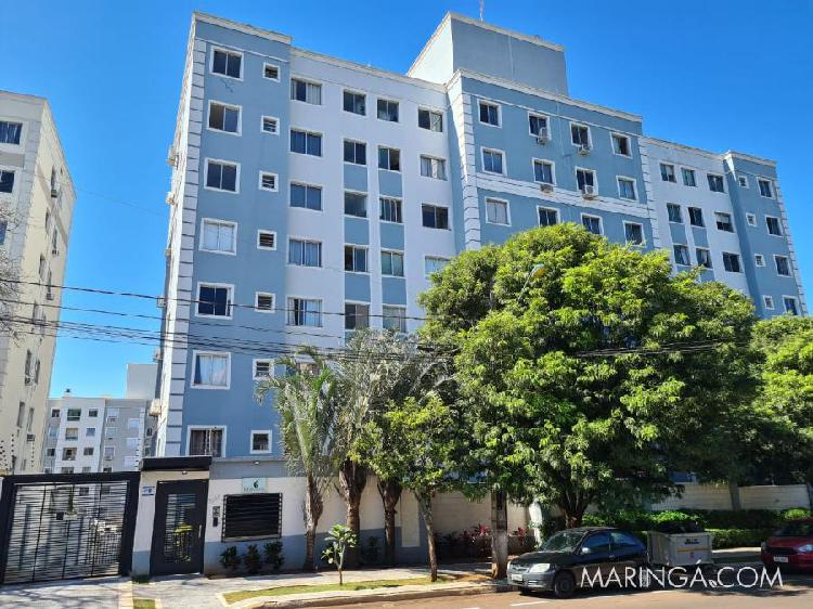 Vende apartamento na av. são paulo, 3215, vila bosque,