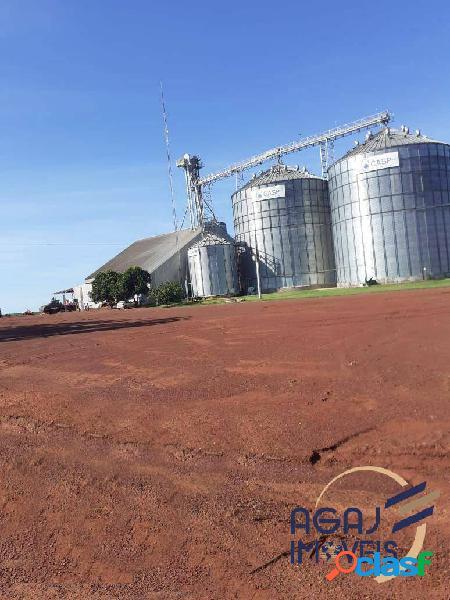 Fazenda em paranatinga-mt | 1.838 alqueires | lavoura - pecuária