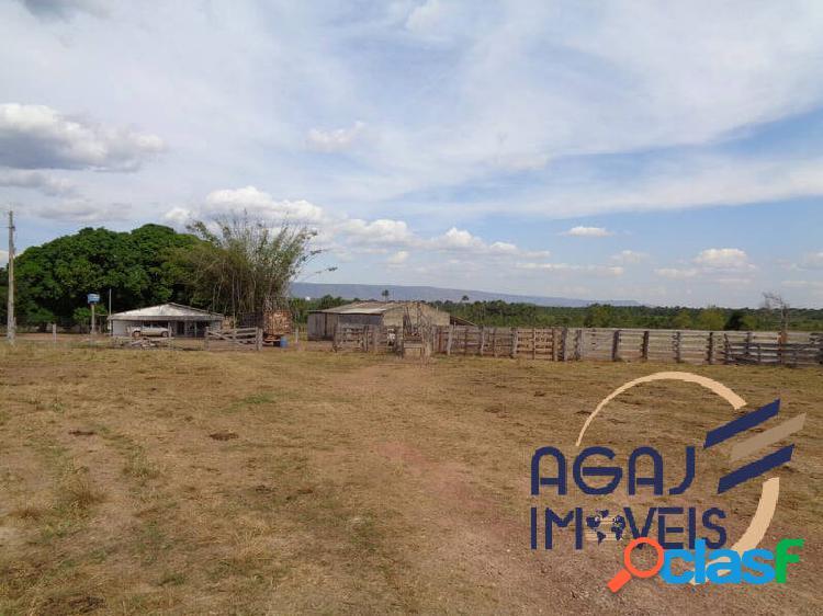 Fazenda em santo antonio do leverger-mt | 36 alqueires | pecuária