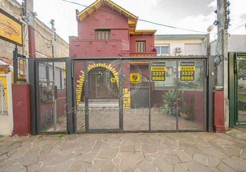 Casa comercial na rua felipe neri, 104, auxiliadora, porto