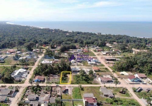 Terreno à venda, 360 m² por r$ 90.000,00 - parque -