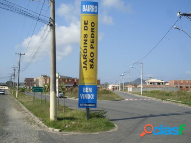 Lote - Venda - Sxc3x83O PEDRO DA ALDEIA - RJ - JARDIM DE SAO PEDRO