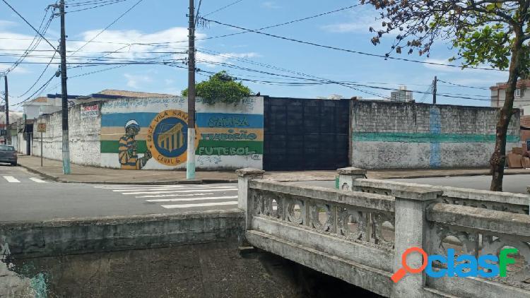 Terreno - venda - santos - sp - estuxc3xa1rio