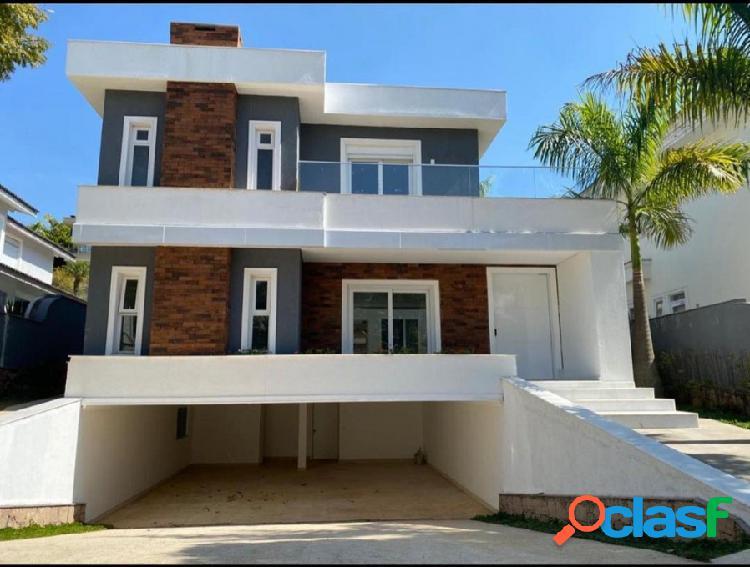 Casa em condomxc3xadnio - venda - barueri - sp - alphaville residencial zero