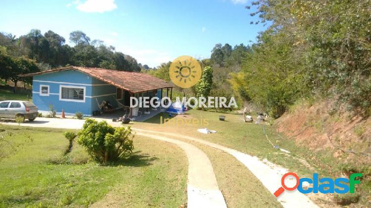 Chácara á venda em atibaia com área total de 4.800 m²
