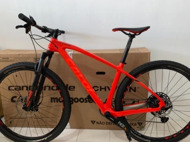 Bicicleta bike caloi elite carbon zerada garantia
