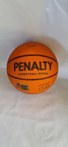 Bola de basquete penalty oficial rara