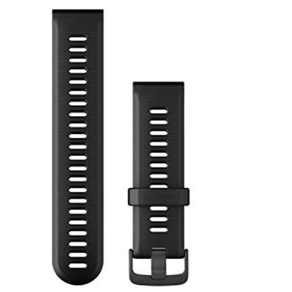Pulseira garmin fr 935/945 silicone preta