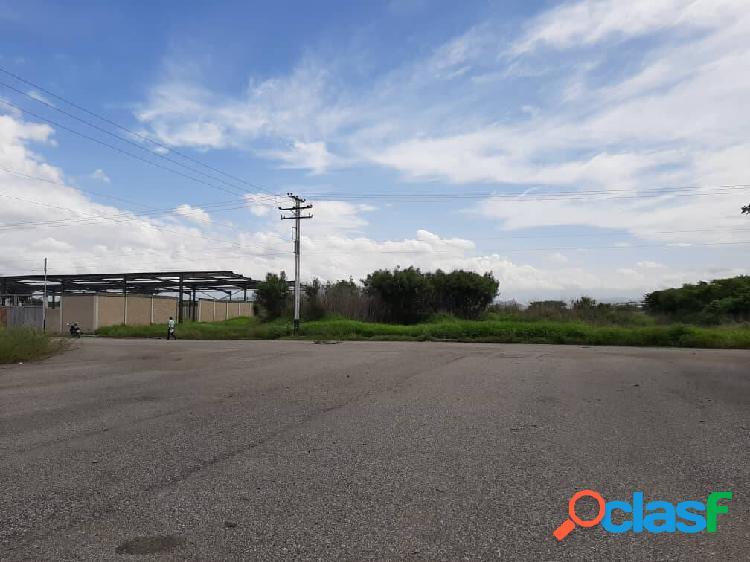 Terreno en venta parque comercio industrial pista 69. el recreo. p04