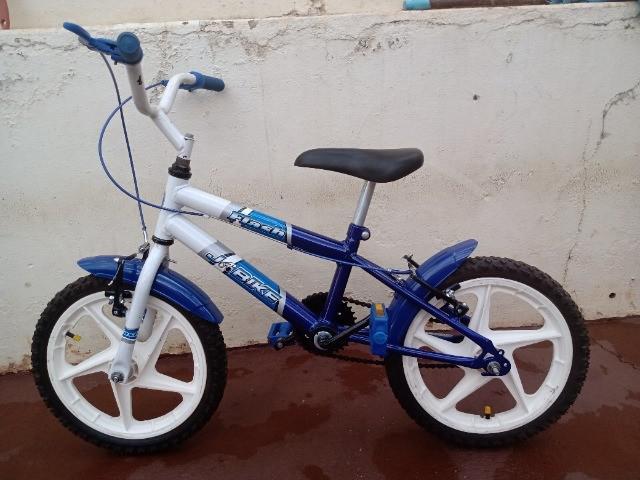 Bike infantil aro 16 zerada