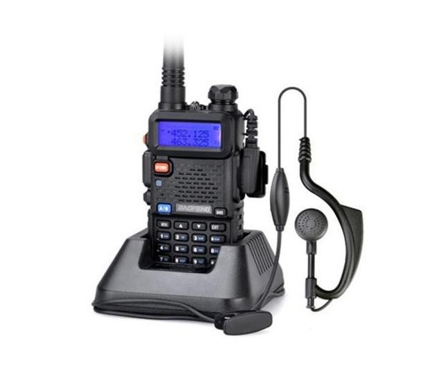 Rádio baofeng uv 5r - frete grátis