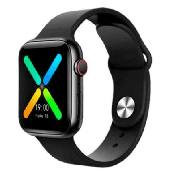 Relógio x8 smart watch lançamento 2021 + película