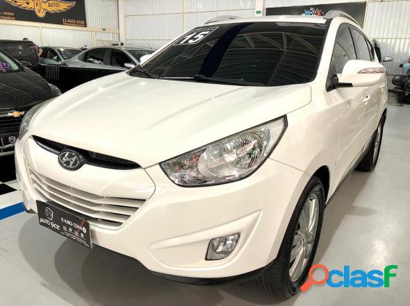Hyundai ix35 gls 2.0 16v 2wd flex aut. branco 2015 2.0 flex