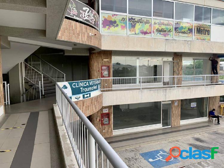 Alquiler de local comercial en el centro comercial metro express san diego